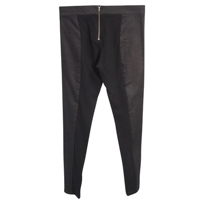 French Connection trousers in black