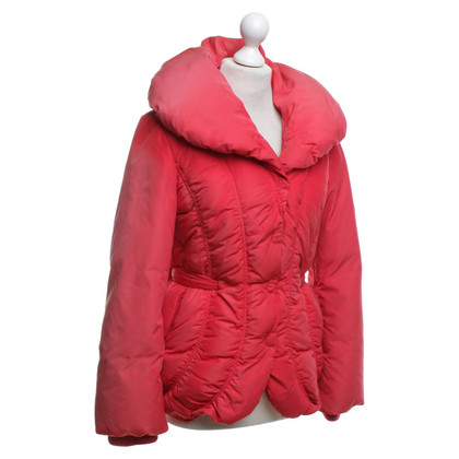 Armani Collezioni Down jacket in red