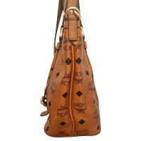 mcm tasche in cognac second hand mcm tasche in cognac gebraucht kaufen f r 329 00 2140350. Black Bedroom Furniture Sets. Home Design Ideas