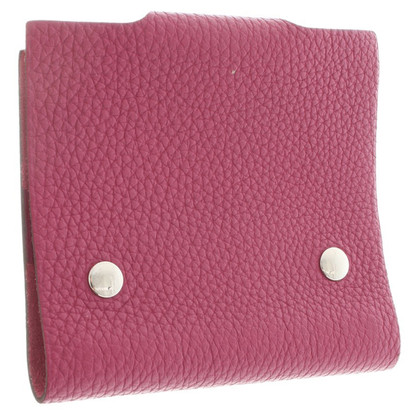 Hermès Notebook in fucsia