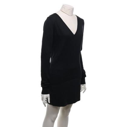 Joseph Black sweater with silk