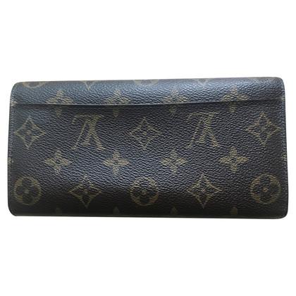 """Louis Vuitton """"Sarah Wallet Monogram Canvas"""""""