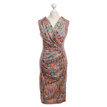 Talbot Runhof Patterned dress