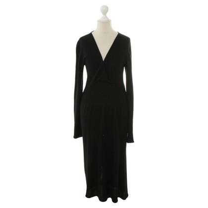 Armani Knit dress in black