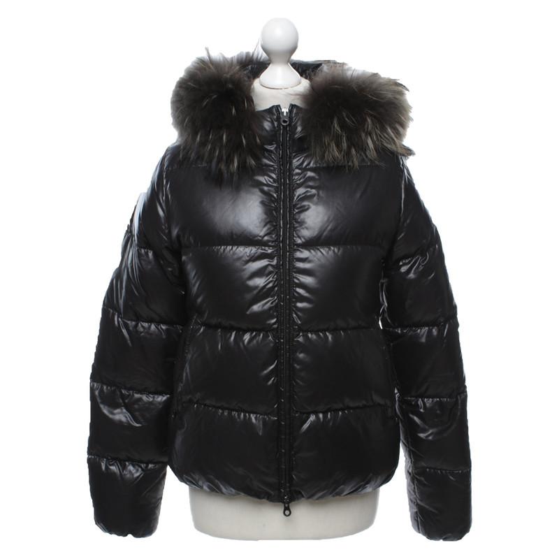 Duvetica mantel schwarz