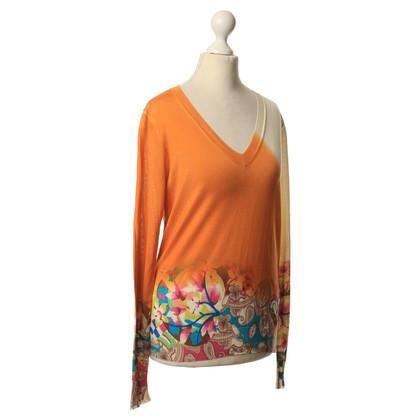 Etro Sweater in bicolor