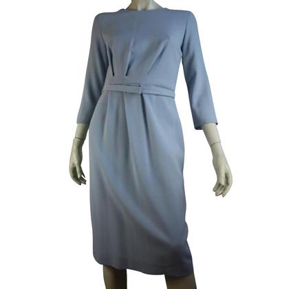 Goat Ijs blauwe jurk