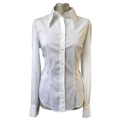 D&G Weiße Bluse