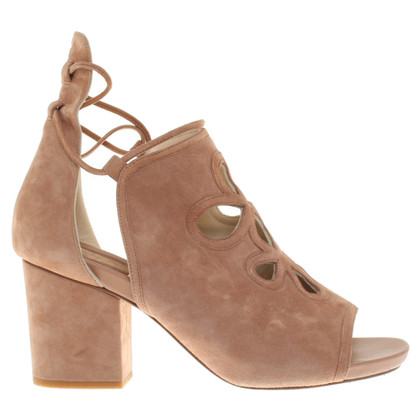 The Mercer N.Y. Schnürpumps in Nude