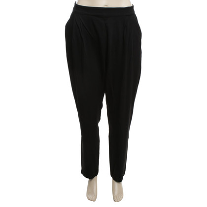 Reiss Pantaloni in Black