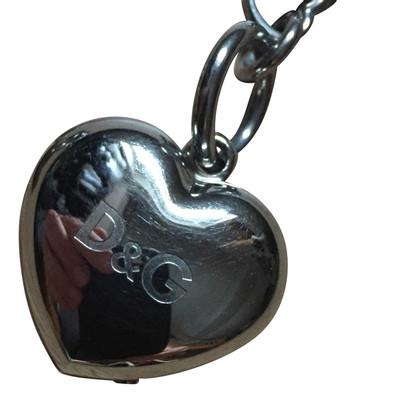 Dolce & Gabbana Medaglione con il cuore