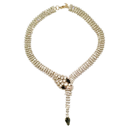 Twin-Set Simona Barbieri Chain with rhinestone trim