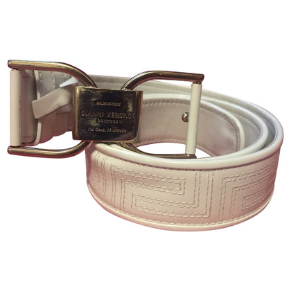 Gianni Versace Gürtel aus Leder