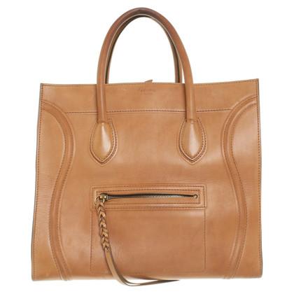 Céline '' Phantom Bagage Bag '' in Brown