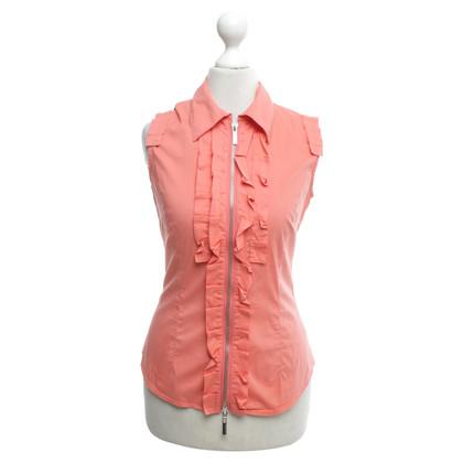 Karen Millen Orangefarbenes Shirt