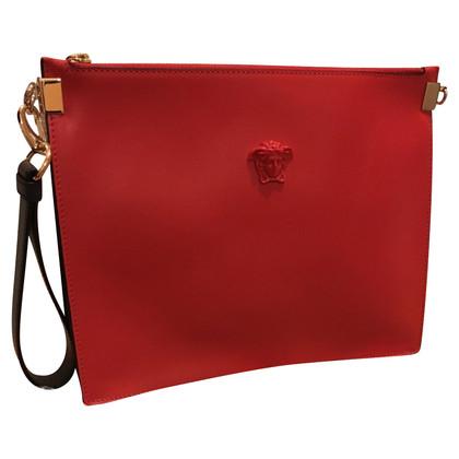 Versace Calfskin clutch