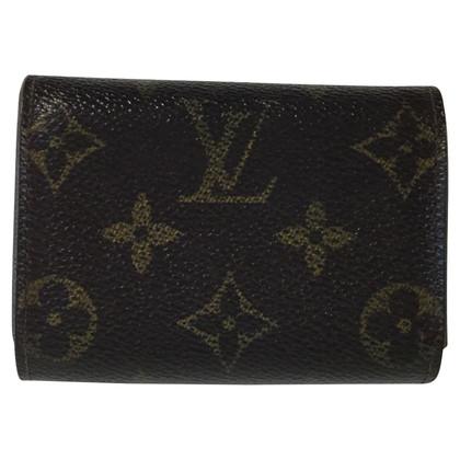 Louis Vuitton Porte-monnaie de Monogram Canvas