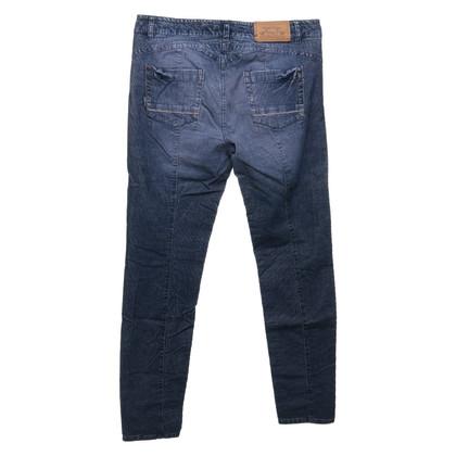 Marc Cain Corduroy pants in used look