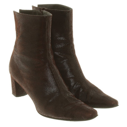 Stuart Weitzman Ankle boots in brown