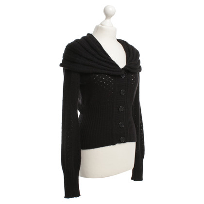 Hugo Boss Cardigan in Black