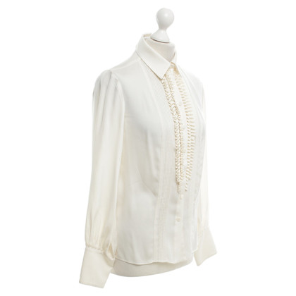 Armani Blouse in Beige