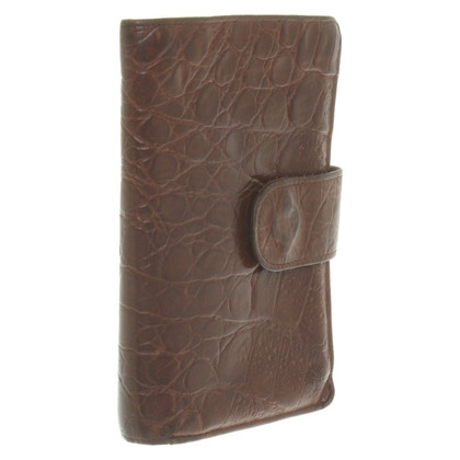 Mulberry Wallet in brown