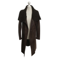 Iris von Arnim Leather jacket in brown