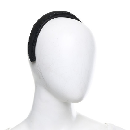 Chanel Headband in black