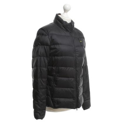 Blauer USA Quilted jacket in dark blue