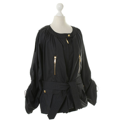 Barbara Bui Transition jacket in dark blue