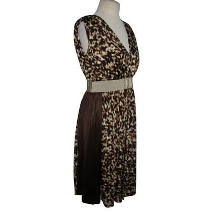 Alberta Ferretti Kleid mit Muster
