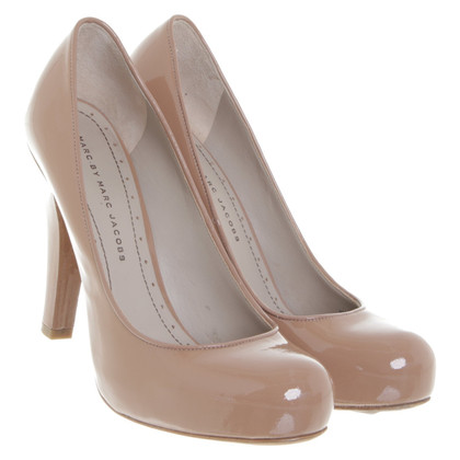 Marc by Marc Jacobs pumps in blush pink