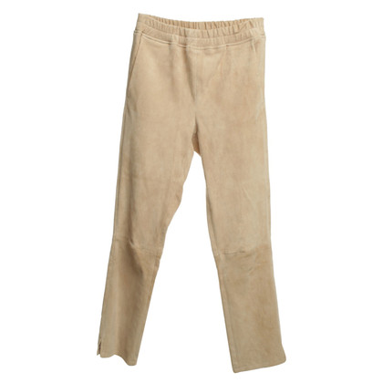 Arma Suede pants in beige