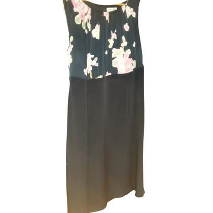 Marina Rinaldi Sleeveless silk dress