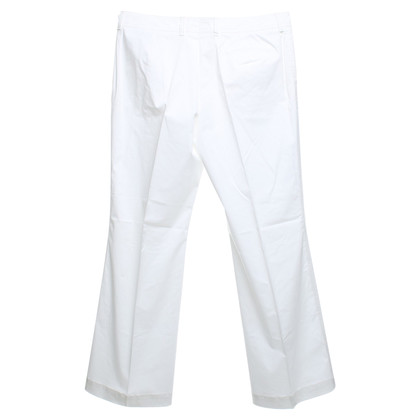 Bogner Broek in White