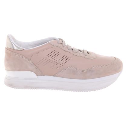 Hogan Beige sneakers