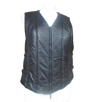 Gucci Leather vest