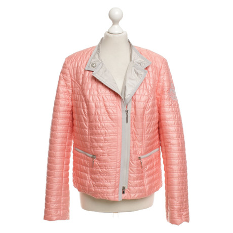 Airfield Steppjacke in Rosa Rosa / Pink