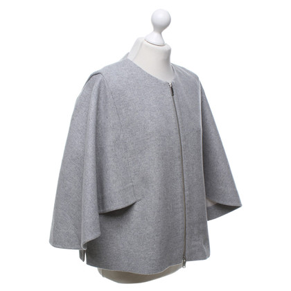Cos Cape in Grau