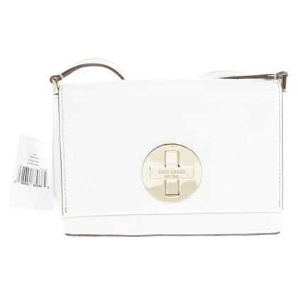 Kate Spade Handtasche in Weiß