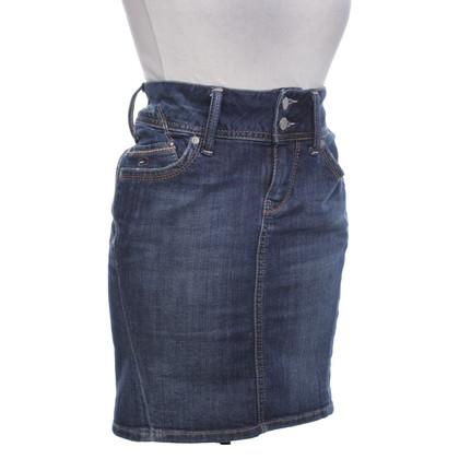 Tommy Hilfiger  Denim skirt in blue