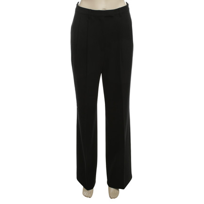 Jil Sander Pleated trousers in dark gray