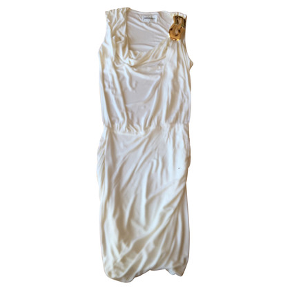 Emilio Pucci White viscose dress