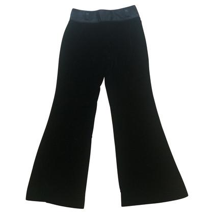 Ermanno Scervino Pantaloni velluto Marlene