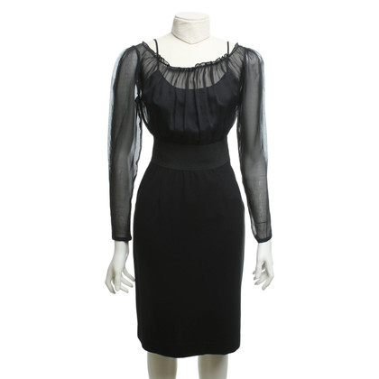 Alberta Ferretti Dress in black