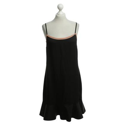 Schumacher Silk dress in black