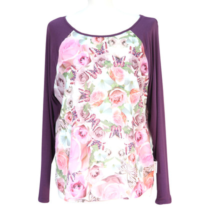 Ted Baker top with flowers