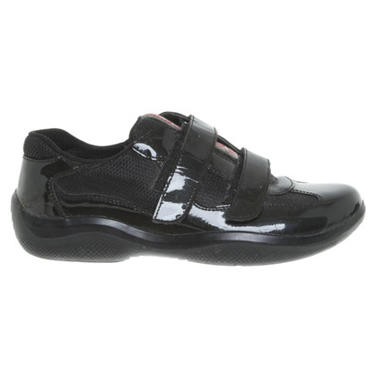 Prada Sneaker in black