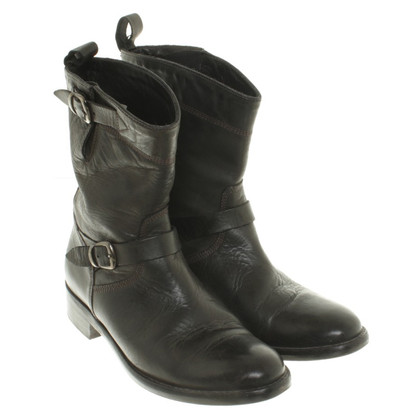 Belstaff Ankle boots leather