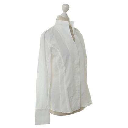 "Van Laack Witte blouse ""Alice"""